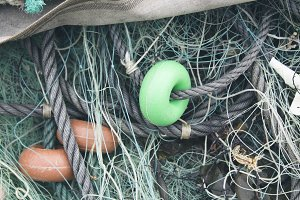 fishing net buoys