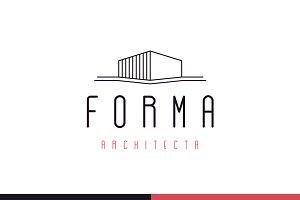 FORMA - Logo (architecture)