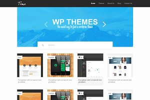 Gallery Web Template