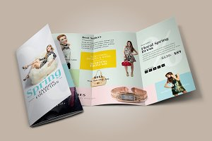 Fashion Tri-Fold Brochure