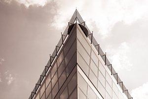 Dusseldorf Building