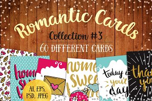 60 Valentine's Day Romantic Cards #3