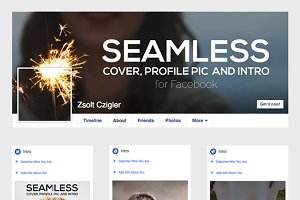 Seamless Facebook Photo Creator
