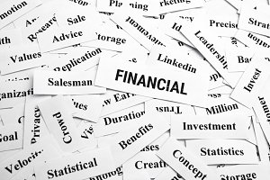 Financial Business Keyword