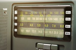 Radio station scale
