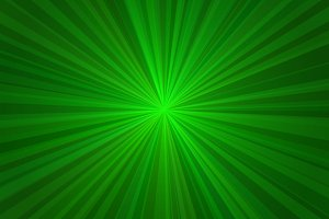 Light Rays Abstract Background