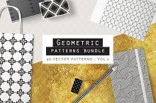 Geometric Patterns Bundle - vol2