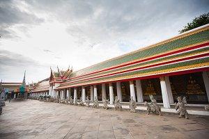 Wat-arun temple