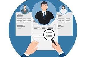 Hiring and human resources