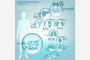 Water in Human Body