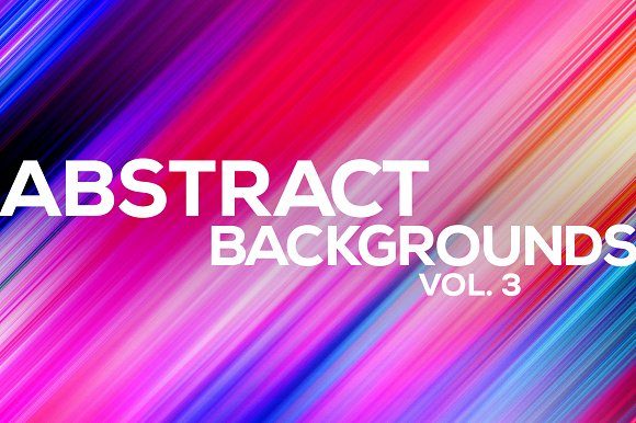Abstract Backgrounds, Vol. 3 - Textures