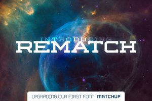 Rematch Font Family