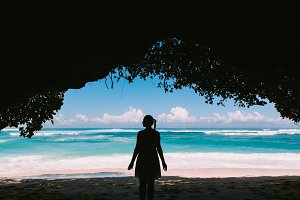Green Bowl Beach V4
