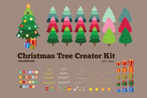 Christmas Tree Creator Kit