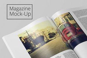 Magazine Mock-Up