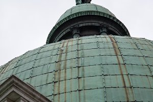 Green Dome on Lookout