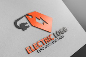 Power Electric Discount Logo