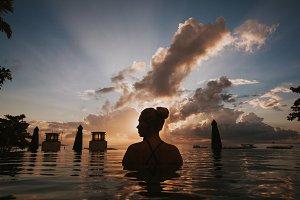 Tourist in Bali V2