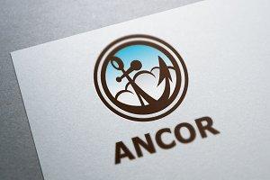 Ancor Logo Template