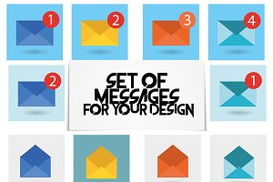 Email message concept