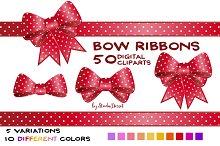 Bow Ribbons