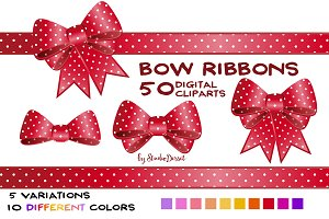 Bow Ribbons