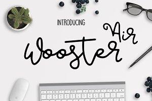 Air Wooster Script