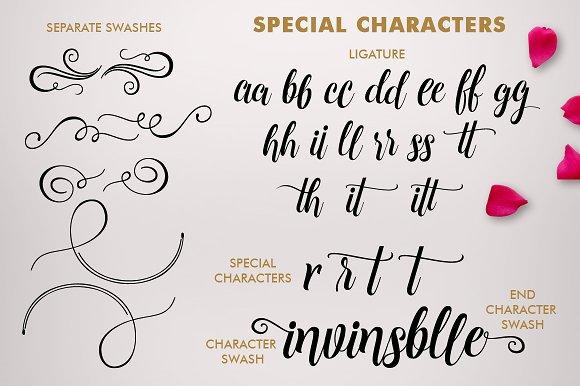 Cleopatra OFF 40 Script Fonts Creative Market