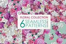 Floral Pattern Collection Vol. 3