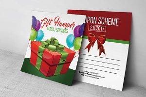 Gift Hamper Post Card