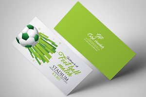 Foot Ball Gift Voucher