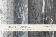 Black and White 14 Digital textures
