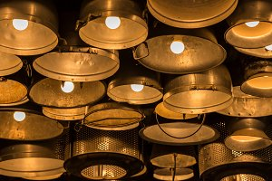 Beautiful Vintage Lighting decor