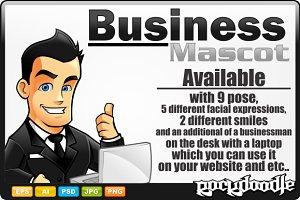 Business Mascot