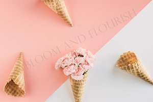 Ice Cream-Tropical Summer Collection