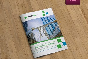 Business Brochure | 8 pages | -V14