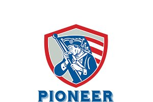 Pioneer Craft Beer Logo
