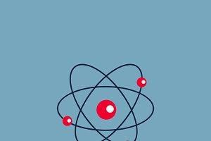 Atom Structure Symbol