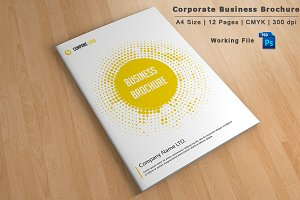 Corporate Business Brochure -V522
