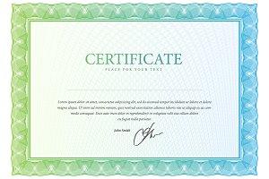 Certificate 20