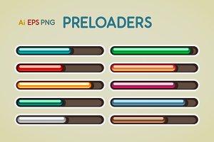 Preloaders