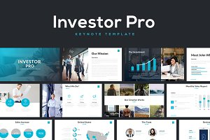 Investor Pro Keynote Template