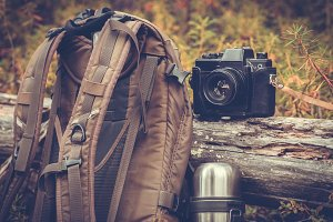 Lifestyle hiking camping equipment