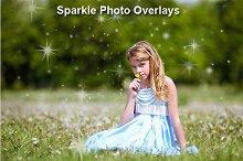 Sparkle Photo Overlays