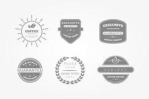 Classic Badges