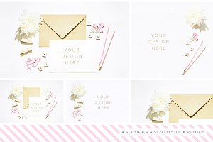 Styled Stock Photography Pack - 11