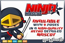 Ninja Mascot Vol 1