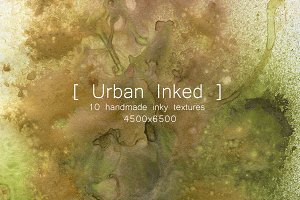 Urban Inked Backgrounds