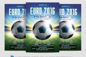 Euro 2016 FLyer