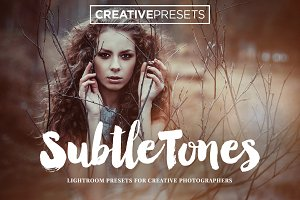 SubtleTones ~ 10 Lightroom Presets